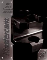 Hướng dẫn sử dụng phần mềm Mastercam-X4 - P11