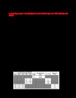 Đề cương chi tiết môn học điều khiển logic - Chương 6