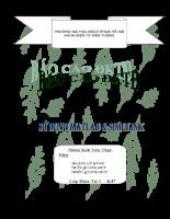 Báo Cáo Lý Thuyết Điều Khiển Tự Động sử dụng MatLab & Simulink