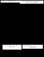 Bảng kê hồ sơ Giải quyết chế độ tử tuất 607