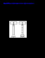 Bài giảng kết cấu thép - Chương 5
