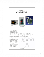 Bài giảng máy điện, nguồn điện - Chương 2