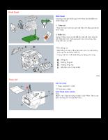 Các bước trong quy trình đại tu động cơ - P2