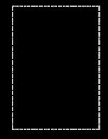 Cơ học kết cấu I - Chương 1