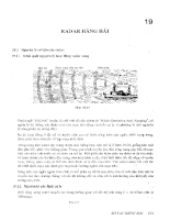 Sổ tay hàng hải - T1 - Chương 19
