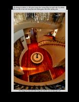 Vẻ đẹp của cầu thang- các thiết kế thông dụng
