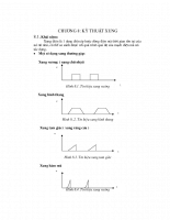 Bài giảng môn Kỹ thuật điện tử - Chương 8