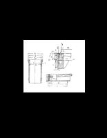 Kết cấu động cơ đốt trong - Tính toán sức bền nhóm thân máy nắp máy