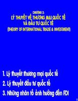 Slide bài giảng kinh doanh quốc tế - Chương 2