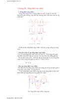 Điện tử cơ bản và tổng hợp các mạch điện cơ bản nhất - Chương 3,4