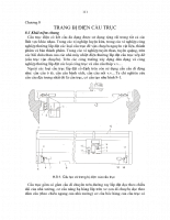 Trang bị điện cho cầu trục và bản vẽ điện cầu trục 20T