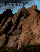 Bài giảng địa chất công trình - Đá biến chất