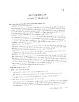 Sổ tay hàng hải - T1 - Chương 14