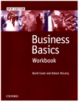 Oxford University Press Business Basics Workbook