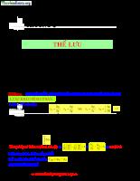 Giáo trình cơ lưu chất - P6