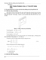 Bài toán phẳng của lý thuyết đàn hồi