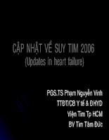 Cập nhật về suy tim 2006