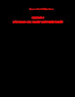 Điều khiển động cơ điện một chiều - Chương 5