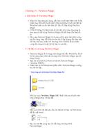 Tổng quan về máy vi tính - Chương 14
