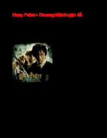 Harry Potter - Thương hiệu truyện kể