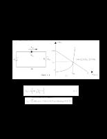 Mạch điện tử - chương 1 - Mạch diode