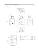 Máy đào HuynDai R170W-9 (Phần 6) - Travel valve