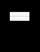 Chương 1: Chảy rối và phương trình dòng chảy