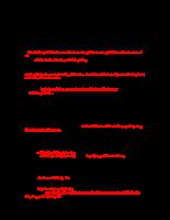 Bài tập kết cấu bê tông cốt thép - P5