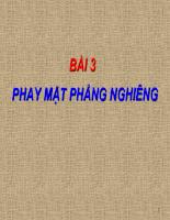 Thực hành phay P1 - Bài 3