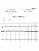 Biểu mẫu trợ giúp pháp lý 03.01