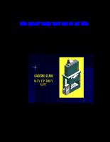 Kỹ thuật thủy lực và khí nén