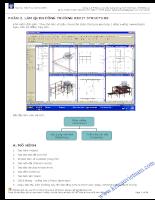 Hướng Dẫn Revit Structure - P2