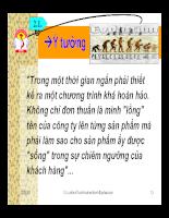 KỸ NĂNG TỔ CHỨC SỰ KIỆN