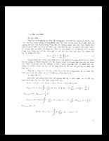 Bài tập lớn sức bền vật liệu - part 1