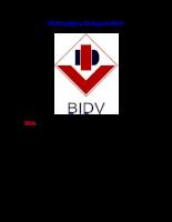 Đề thi tín dụng BIDV