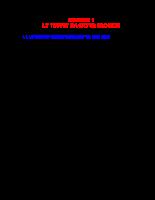 Chuẩn đoán trạng thái kỹ thuật ô tô - Chương 1