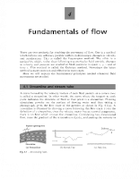 Introduction to fluid mechanics - P4