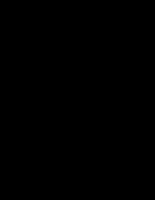 Cơ học kết cấu công trình ngầm - Ôn tập