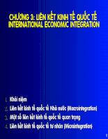 Slide bài giảng kinh doanh quốc tế - Chương 3