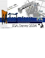 Mạng máy tính - ISA Server 2004
