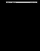 Tổ chức hạch toán nguyên vật liệu và việc nâng cao hiệu quả sử dụng vốn lu động ở công ty bóng đèn phích nớc Rạng Đông.DOC