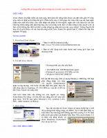Hướng dẫn sử dụng phần mềm tường lửa cá nhân Zone Alarm (Personal Firewall)