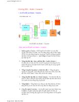 Điện tử cơ bản và tổng hợp các mạch điện cơ bản nhất - Chương 14