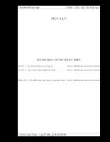 MỘT SỐ GIẢI PHÁP NHẰM NÂNG CAO NĂNG LỰC CẠNH TRANH CỦA CÔNG TY TNHH SẢN XUẤT VÀ THƯƠNG MẠI TÂN Á.doc