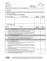 D430-Các khoản phải thu nội bộ và phải thu khác ngắn hạn và dài hạn