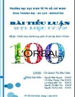 chiến lược marketing quốc tế của tập đoàn L'oréal.pdf