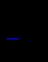 câu hỏi Vật lí đại cương A2