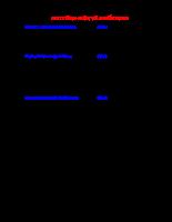 Bài giảng Đo lường điện và thiết bị đo