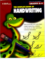 Mcgraw Hill Complete Book Of Handwriting
