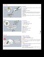 Các bước trong quy trình đại tu động cơ - P3
